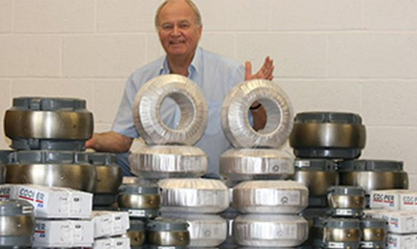Cooper Bearings for the Sugar Industry